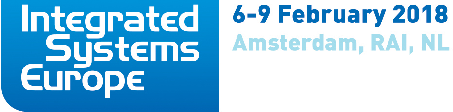 Integrated Systems Europe 2017 – Amsterdam, RAI, NL